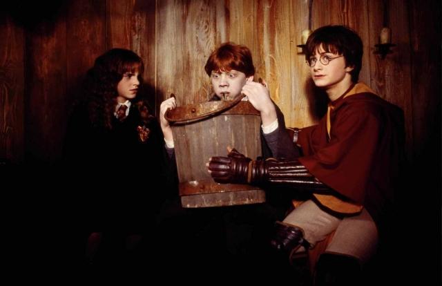 Hình ảnh phim Harry Potter Và Phòng Chứa Bí Mật