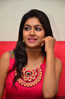 Akshita super cute Pink Choli at south indian thalis and filmy breakfast in Filmy Junction inaguration by Gopichand ~  Exclusive 111.JPG