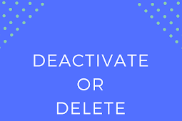 How to deactivate fb in 5seconds #DeactivateFacebook