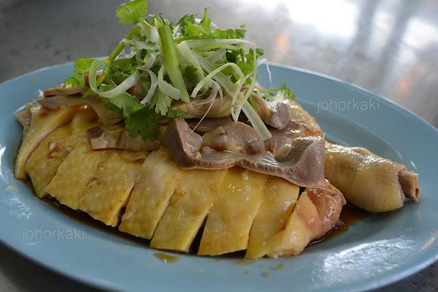 Kampung-Chicken-Rice-亚李菜园鸡饭-Taman-Sri-Tebrau-Johor-Bahru