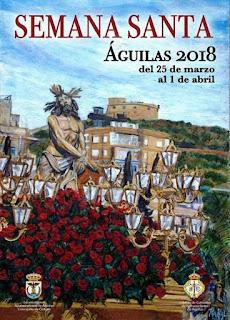 Resultado de imagen de Semana Santa Águilas (Murcia) 2018