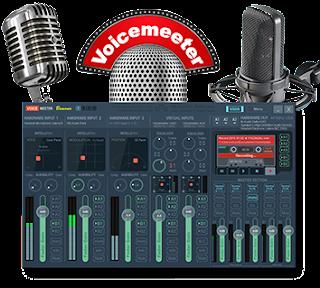 برنامج VoiceMeeter