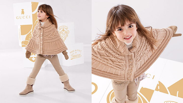 ff60482b4c6b Gucci Cuties. New Children s Collections For Boys   Girls from Gucci.