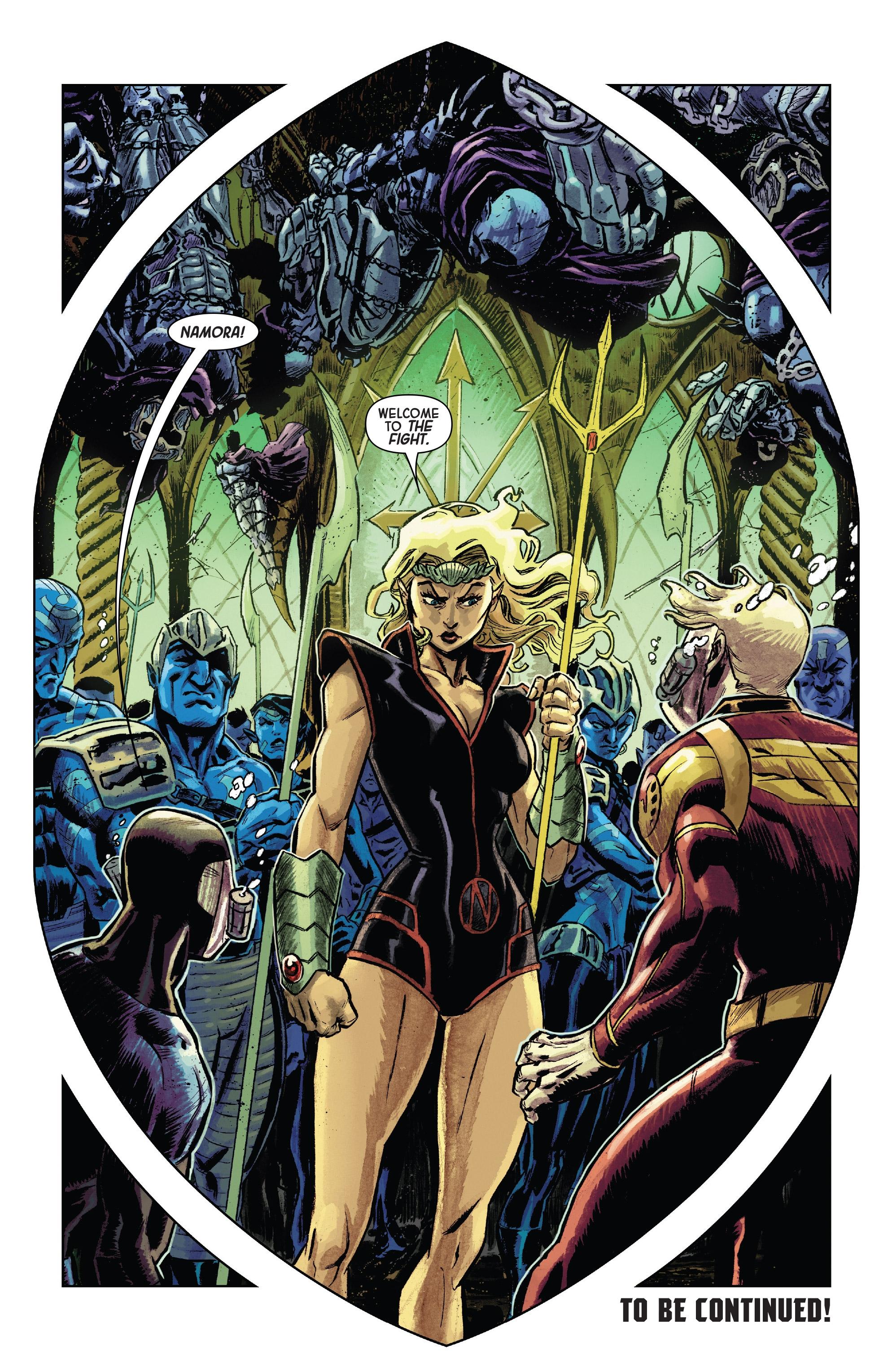 Read online Secret Empire: Brave New World comic -  Issue #2 - 23