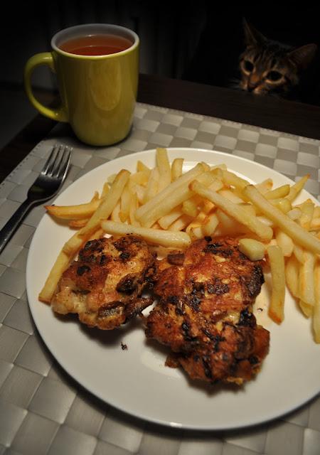 pomysł na obiad z kurczakiem
