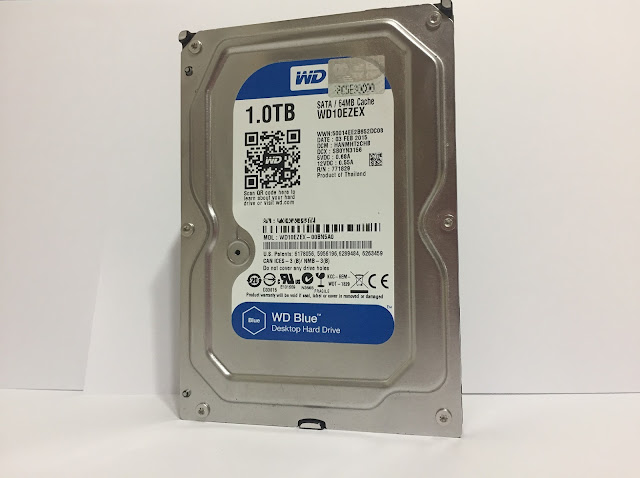 Western Digital Blue 1TB HDD (10EZEX) Review