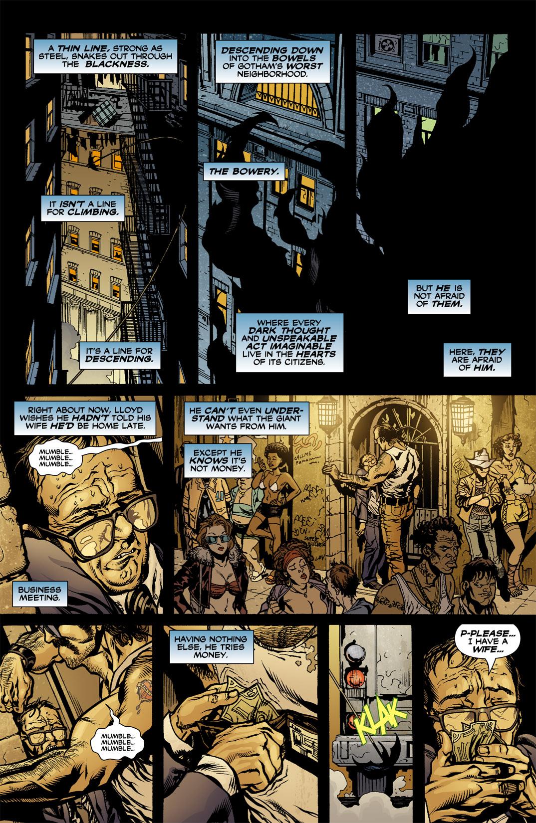 Detective Comics (1937) 801 Page 4