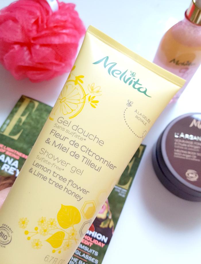 Melvita Sommer Wellness Favoriten - NEU! Melvita Sommer Dusche Zitronenblüten & Lindenblütenhonig - 200ml - 8.00 Euro