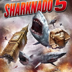 Poster Sharknado 5: Global Swarming 2017