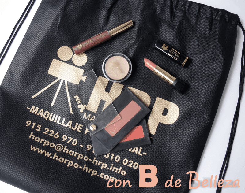 HRP Brillo, labial y colorete