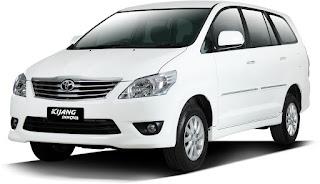 Mobil Kijang Inova Nahwa untuk Jasa Travel dan Rental Mobil di Malang