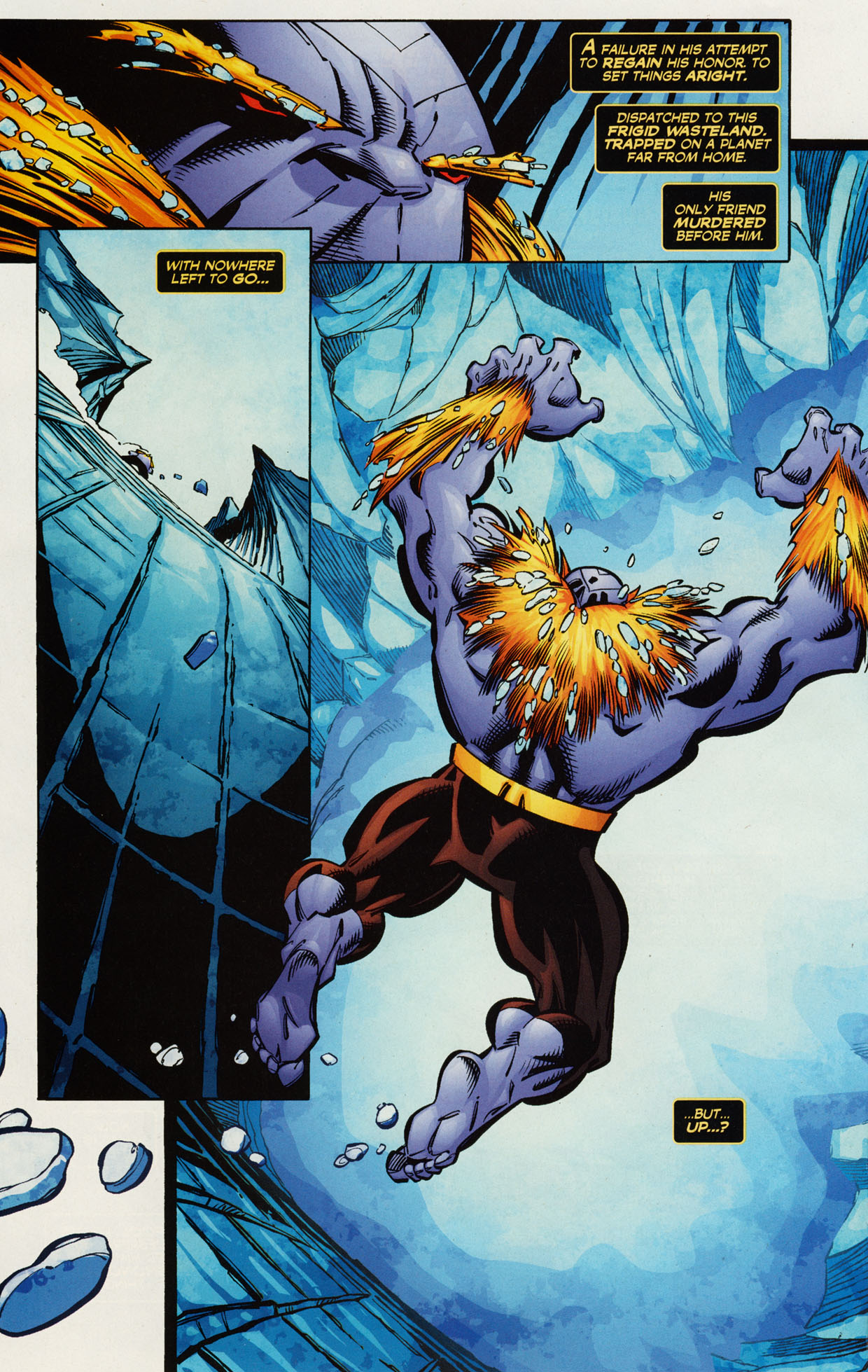 Read online Trinity (2008) comic -  Issue #46 - 19