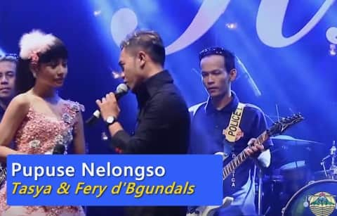 Download mp3 duet Tasya Pupuse Nelongso ft Fery d'Bgundals
