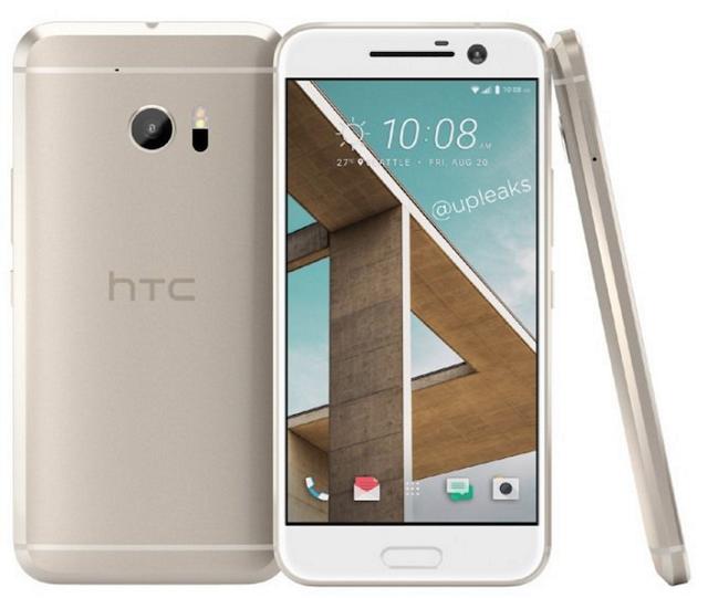 vẻ đẹp HTC 10