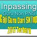 Daftar Gaji Guru Dari SK Inpassing 2017 Terbaru