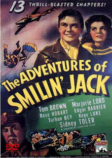 Adventures of Smilin' Jack - 15 Chapters