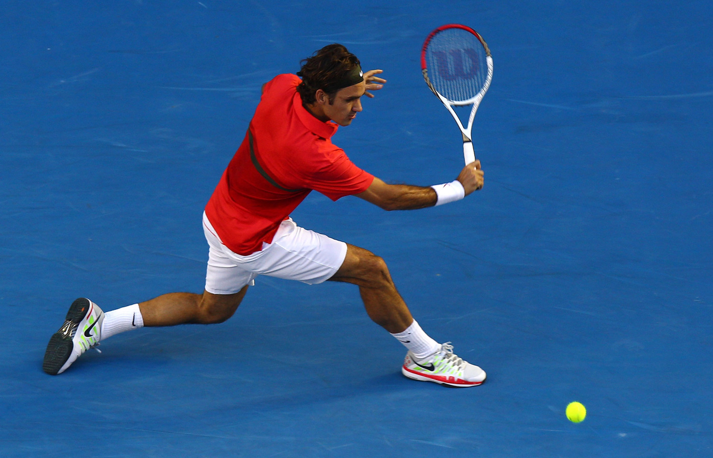 Search Great Tennis Wallpapers: Roger Federer Hd