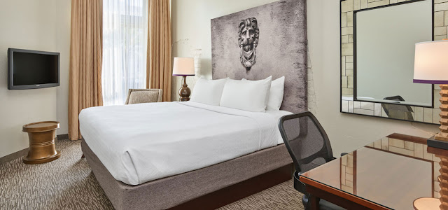 A Newly Renovated New Orleans Hotel, Celebrating the French Quarter. Where Canal Street meets Bourbon Street.