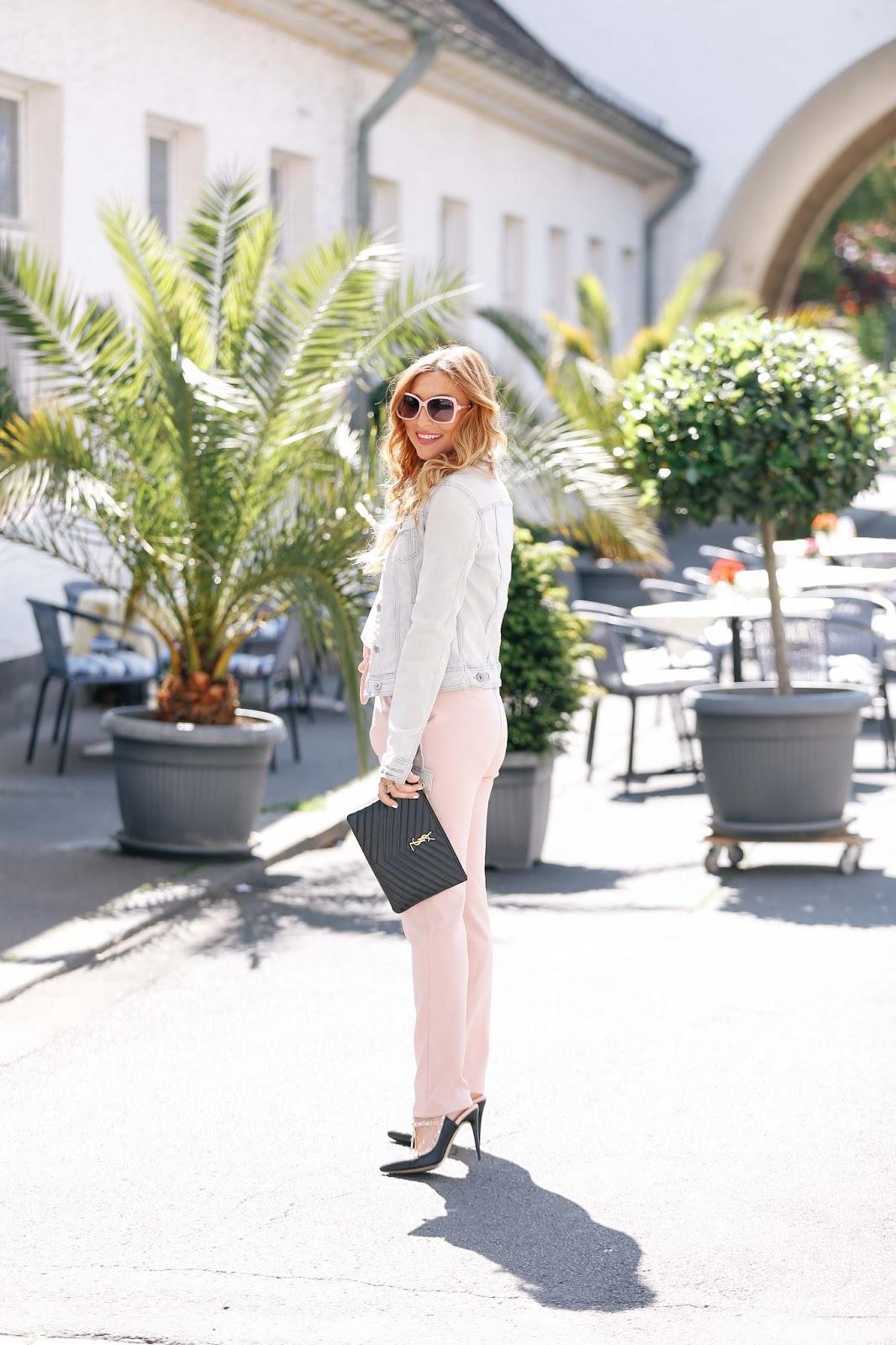 High-waist-hose-rosa-hose-bloggerstyle-fashionstylebyjohanna