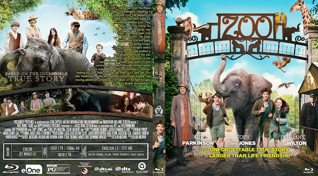 Zoo Bluray Cover