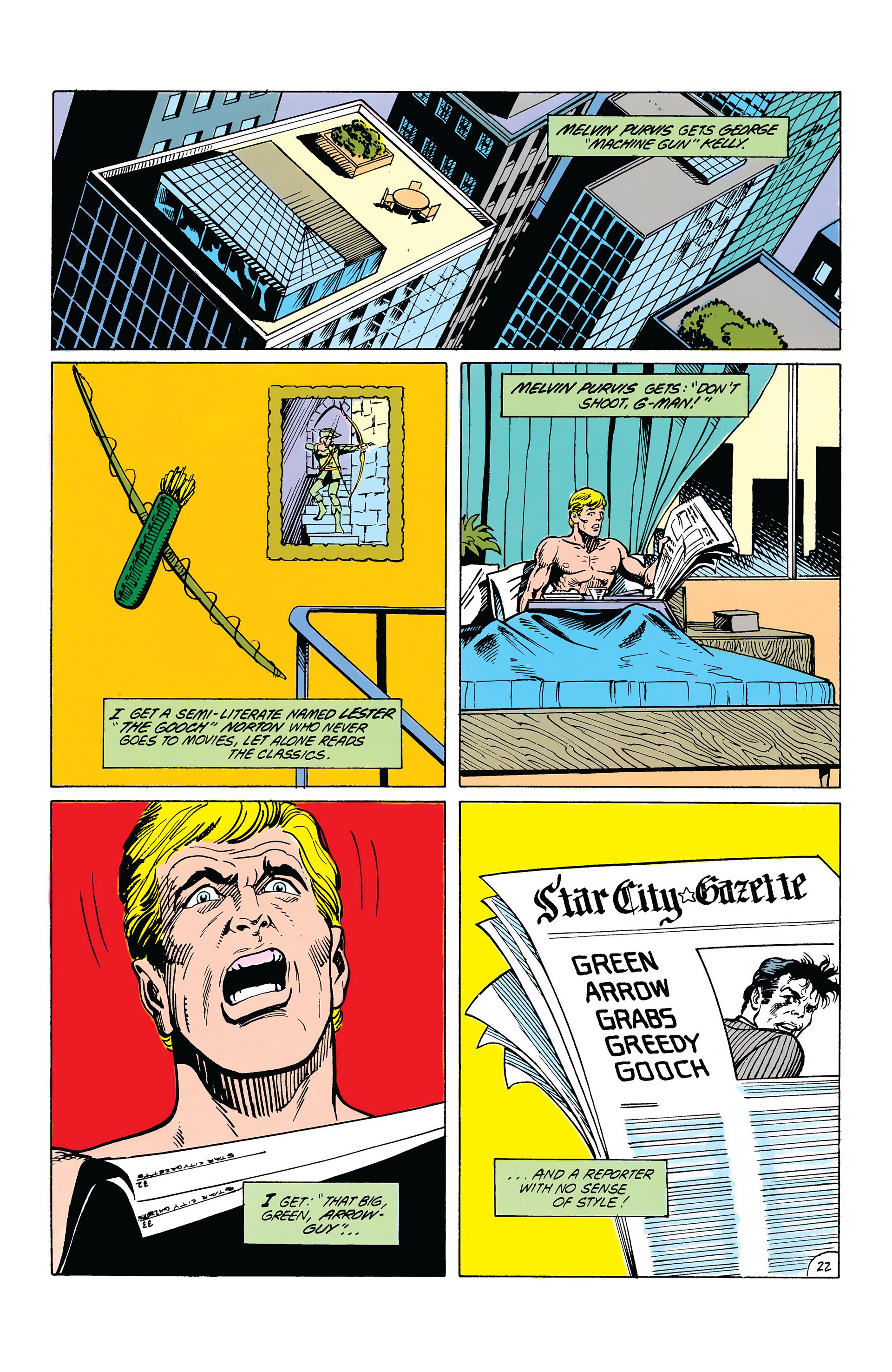 Read online Secret Origins (1986) comic -  Issue #38 - 21