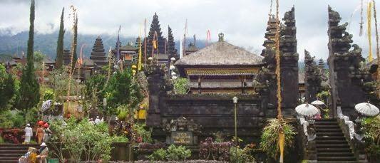 Besakih Bali Hindu Mother Temple - Besakih, Hindu, Temple, Bali, Holidays, Tours, Attractions