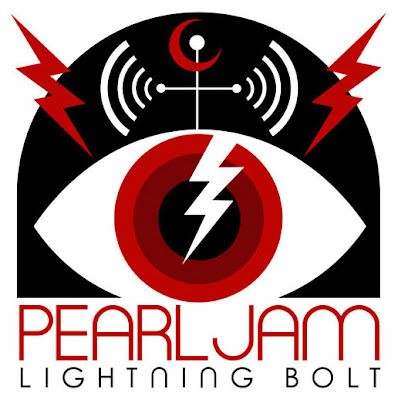 pearl jam lightning bolt album cover