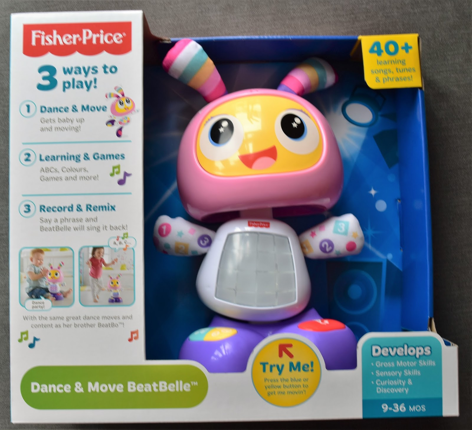 a72da03f3 Fisher Price BeatBelle