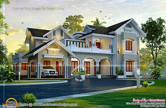 Superb house design