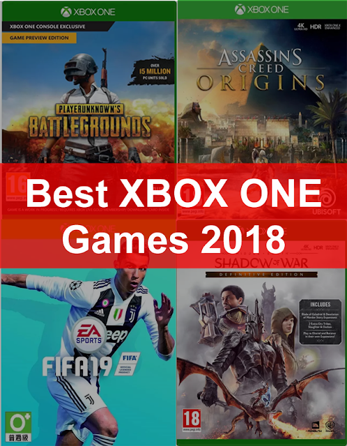 Best Xbox One Games October 2018 | Buy Online at best price | Flipkart | Amazon