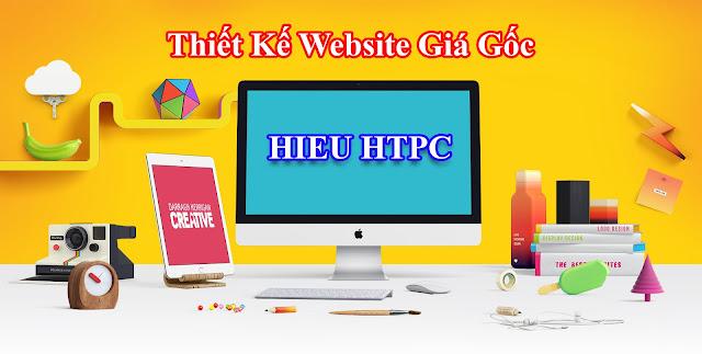 Thiết kế Website giá Gốc