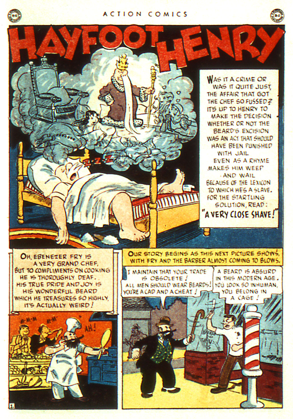 Action Comics (1938) 98 Page 16