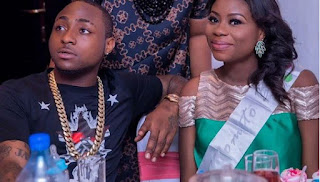 Davido with his baby mama, Sophia momodu