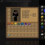 New Too Many Items 1.4.7 Mod Minecraft