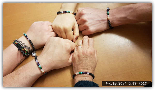 chakra bracelets