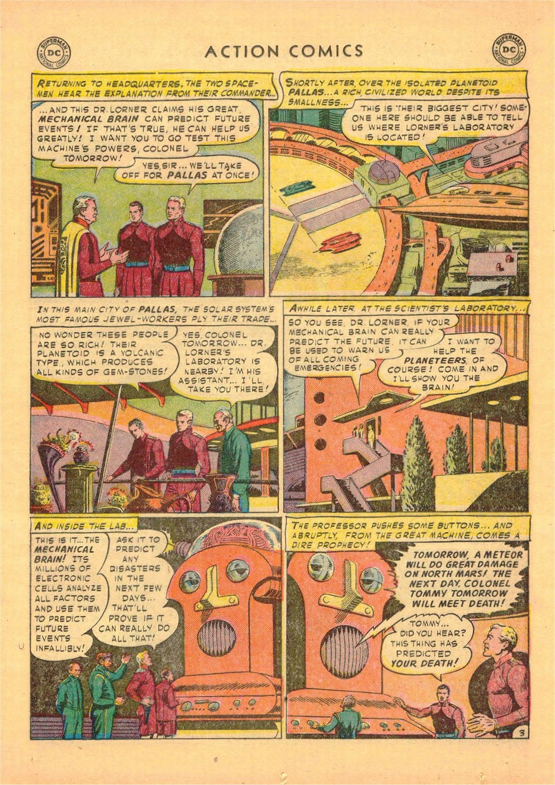 Action Comics (1938) 170 Page 18