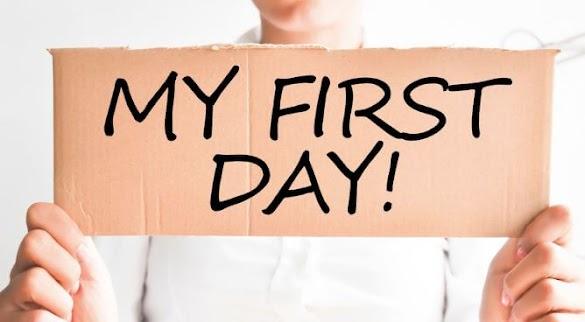 10 Hal Penting yang Harus Dilakukan Ketika Pertama Masuk Kerja Di Perusahaan