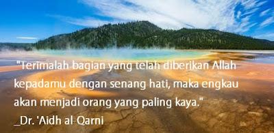 Kata mutiara islam tentang 'Syukur'