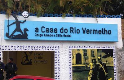 Reforma da casa de Jorge Amado reanima Turismo em Salvador