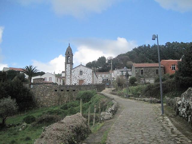 Iglesia de San Andrés de Teixido