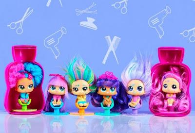 Куклы из салона красоты Hair Dooz