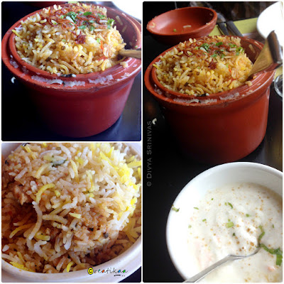 Salt Restaurant Review - Vijaya Forum Mall - Biriyani