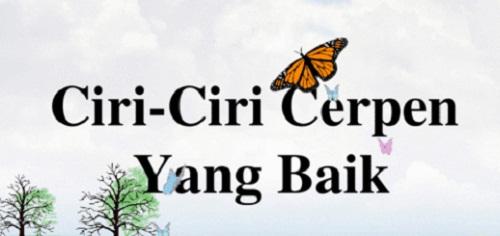 Struktur Cerita Pendek Cerpen Dan Ciri Ciri Cerpen Short Story