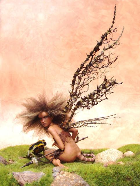 SCULPTURE FANTASY ART Michelle Bradshaw  ART FOR YOUR
