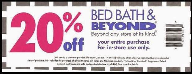 bed bath beyond printable coupon 3