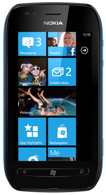 Windows Phone Tango starts for the Nokia Lumia 710 and the Nokia Lumia 800 starts rolling out