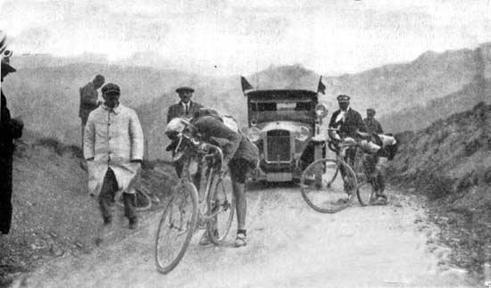 Piedmont Velo Sports: 1922 Tou...