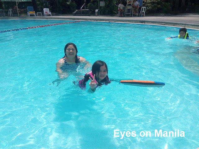 Century Park Hotel Swimming Time