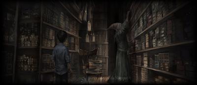 Harry Potter e la Pietra Filosofale: Olivander