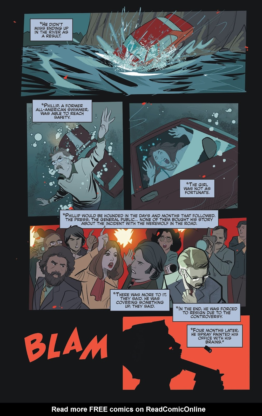 Jughead The Hunger Issue #8 #9 - English 20
